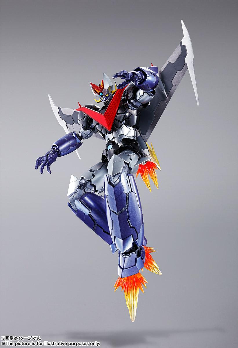 METAL BUILD『グレートマジンガー』マジンガーZ / INFINITY 可動フィギュア-010