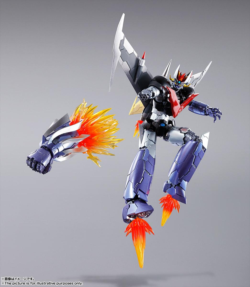 METAL BUILD『グレートマジンガー』マジンガーZ / INFINITY 可動フィギュア-013