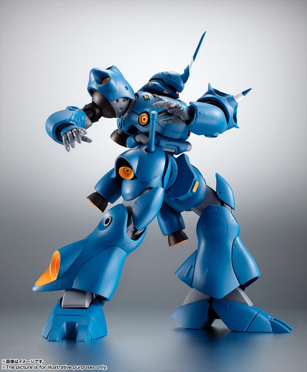 ROBOT魂〈SIDE MS〉『MS-18E ケンプファー ver. A.N.I.M.E.』機動戦士ガンダム0080 ポケットの中の戦争 可動フィギュア-002
