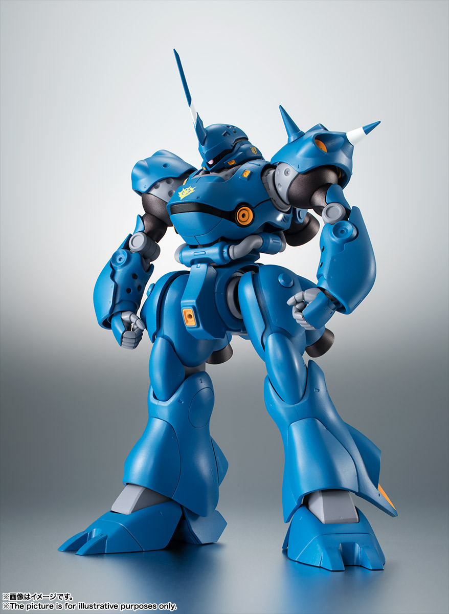 ROBOT魂〈SIDE MS〉『MS-18E ケンプファー ver. A.N.I.M.E.』機動戦士ガンダム0080 ポケットの中の戦争 可動フィギュア-010
