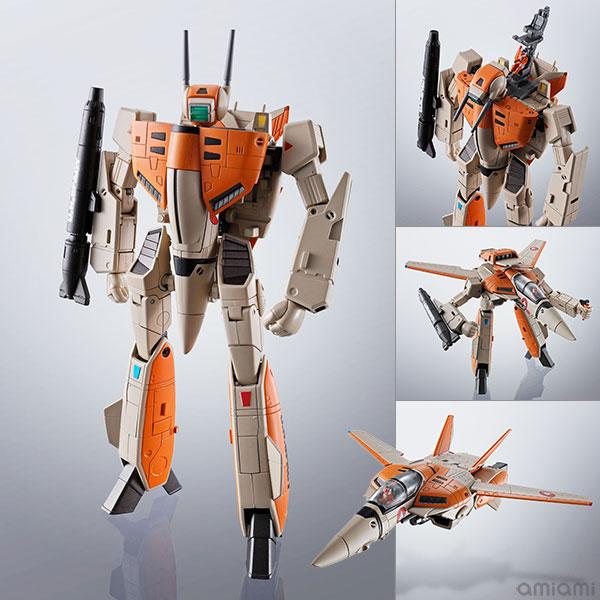 HI-METAL R『VF-1D バルキリー』超時空要塞マクロス 可変可動フィギュア
