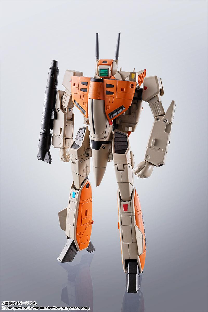 HI-METAL R『VF-1D バルキリー』超時空要塞マクロス 可変可動フィギュア-001