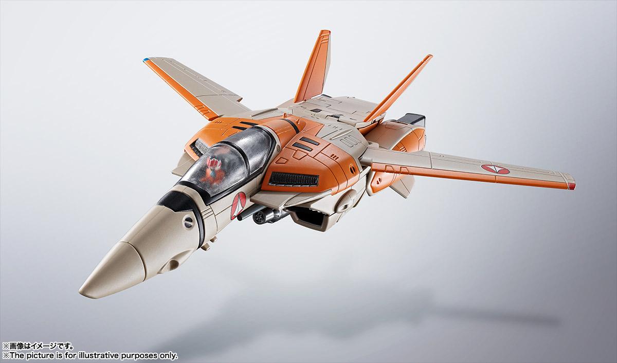 HI-METAL R『VF-1D バルキリー』超時空要塞マクロス 可変可動フィギュア-004