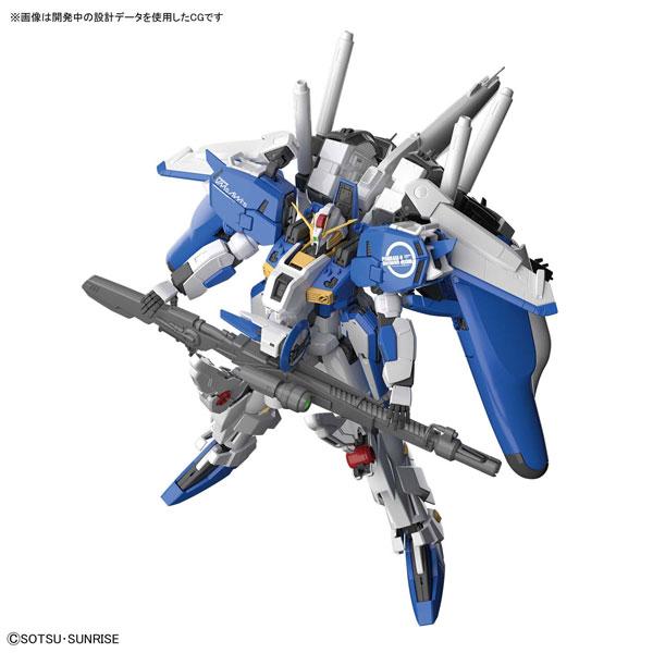 MG 1/100『Ex-Sガンダム/Sガンダム』ガンダム・センチネル プラモデル