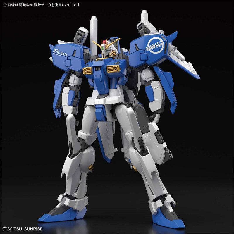 MG 1/100『Ex-Sガンダム/Sガンダム』ガンダム・センチネル プラモデル-002