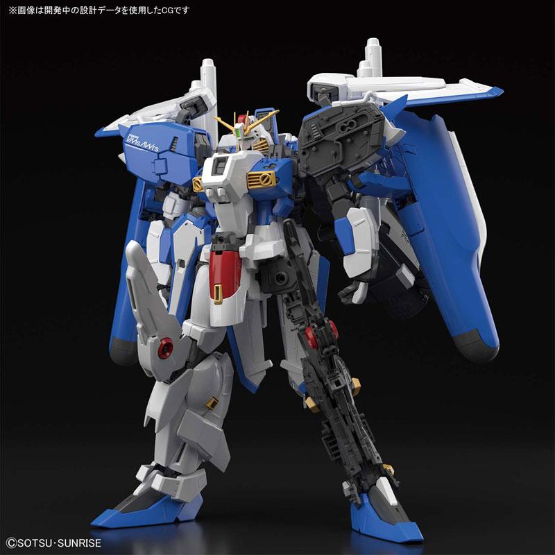 MG 1/100『Ex-Sガンダム/Sガンダム』ガンダム・センチネル プラモデル-003