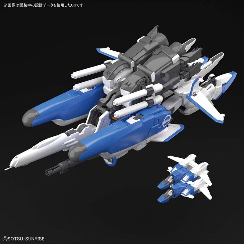MG 1/100『Ex-Sガンダム/Sガンダム』ガンダム・センチネル プラモデル-004
