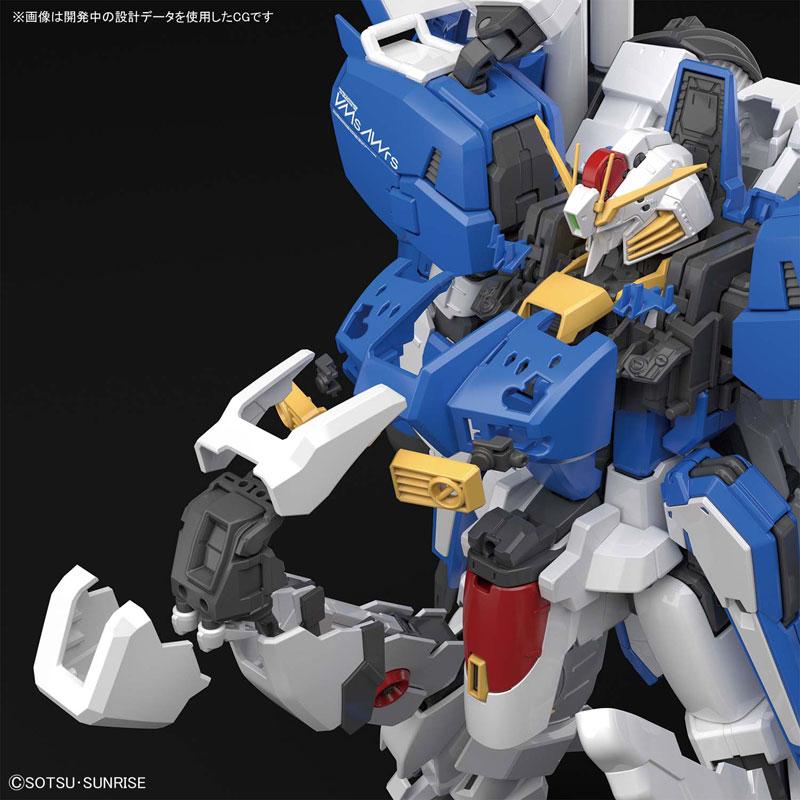 MG 1/100『Ex-Sガンダム/Sガンダム』ガンダム・センチネル プラモデル-008