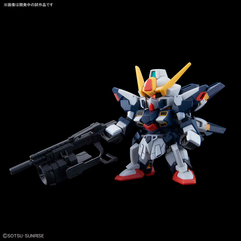 クロスシルエット『シスクード』SDガンダム GGENERATION モノアイガンダムズ プラモデル-001
