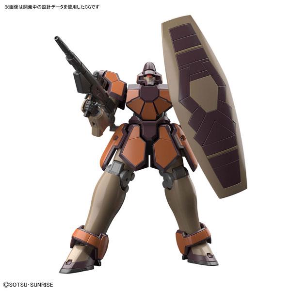 HGAC 1/144『マグアナック』新機動戦記ガンダムW プラモデル
