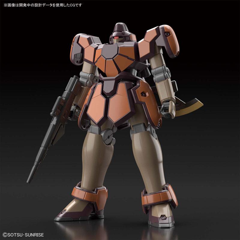 HGAC 1/144『マグアナック』新機動戦記ガンダムW プラモデル-002