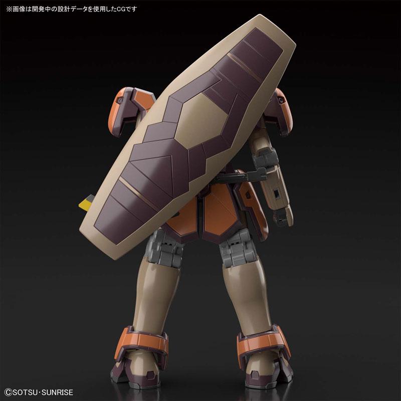 HGAC 1/144『マグアナック』新機動戦記ガンダムW プラモデル-003
