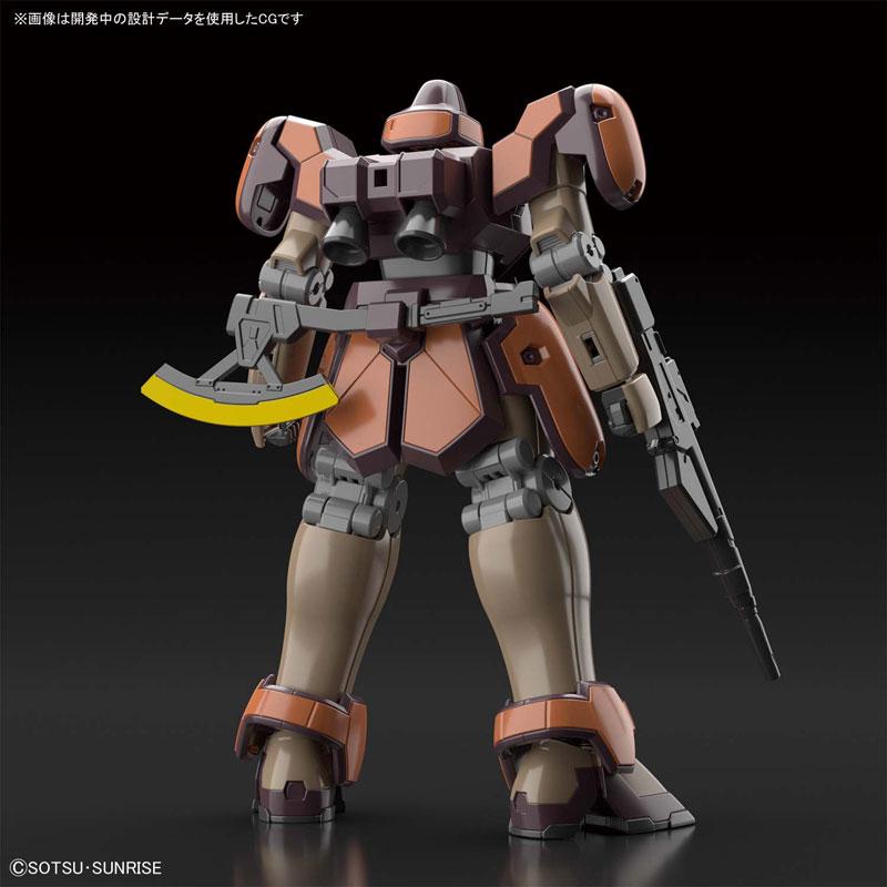 HGAC 1/144『マグアナック』新機動戦記ガンダムW プラモデル-004