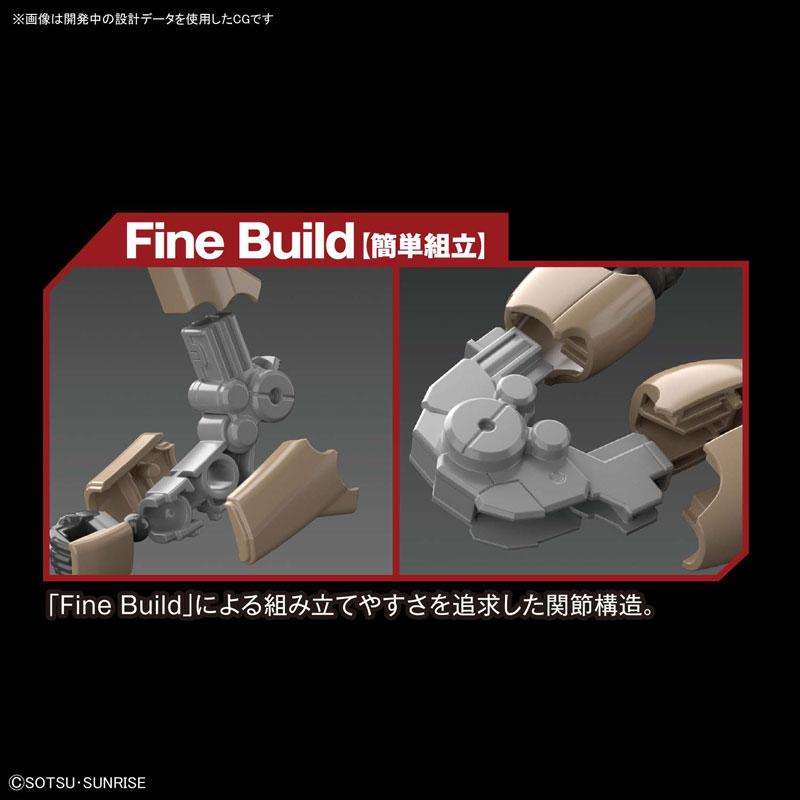 HGAC 1/144『マグアナック』新機動戦記ガンダムW プラモデル-007