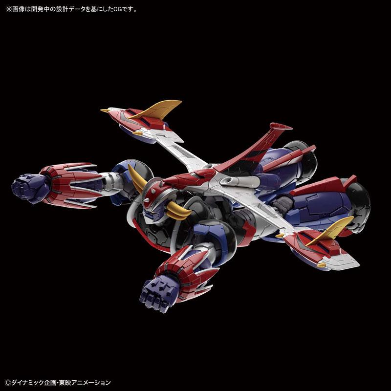 HG 1/144『グレンダイザー(INFINITISM)』UFOロボ グレンダイザー プラモデル-004