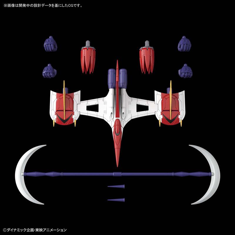 HG 1/144『グレンダイザー(INFINITISM)』UFOロボ グレンダイザー プラモデル-008