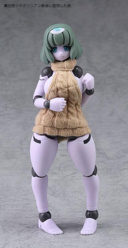 ポリニアン クロスウェア『オープンバックセーター』-002