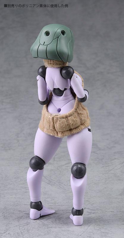 ポリニアン クロスウェア『オープンバックセーター』-003