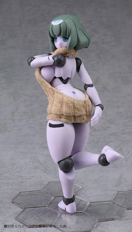 ポリニアン クロスウェア『オープンバックセーター』-004