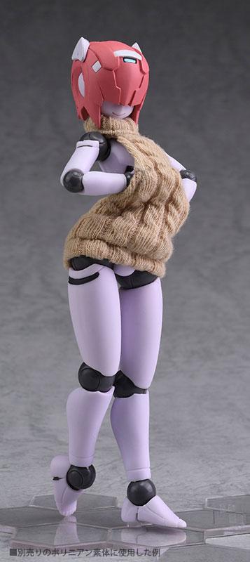 ポリニアン クロスウェア『オープンバックセーター』-008