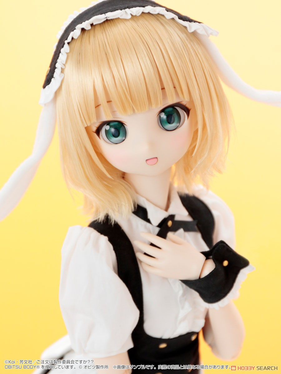 アナザーリアリスティックキャラクターズ『シャロ』1/3 ご注文はうさぎですか?? 完成品ドール-007