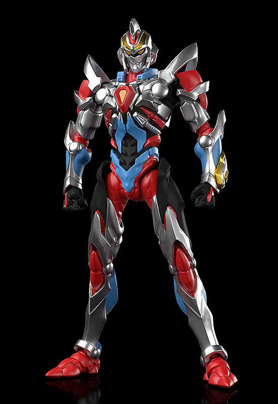 SSSS.GRIDMAN『超合体超人 DXフルパワーグリッドマン アシストウェポン セット』可動フィギュア-002