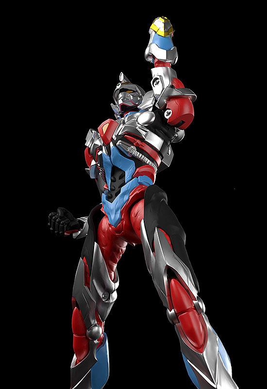 SSSS.GRIDMAN『超合体超人 DXフルパワーグリッドマン アシストウェポン セット』可動フィギュア-004