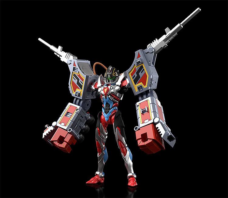 SSSS.GRIDMAN『超合体超人 DXフルパワーグリッドマン アシストウェポン セット』可動フィギュア-011