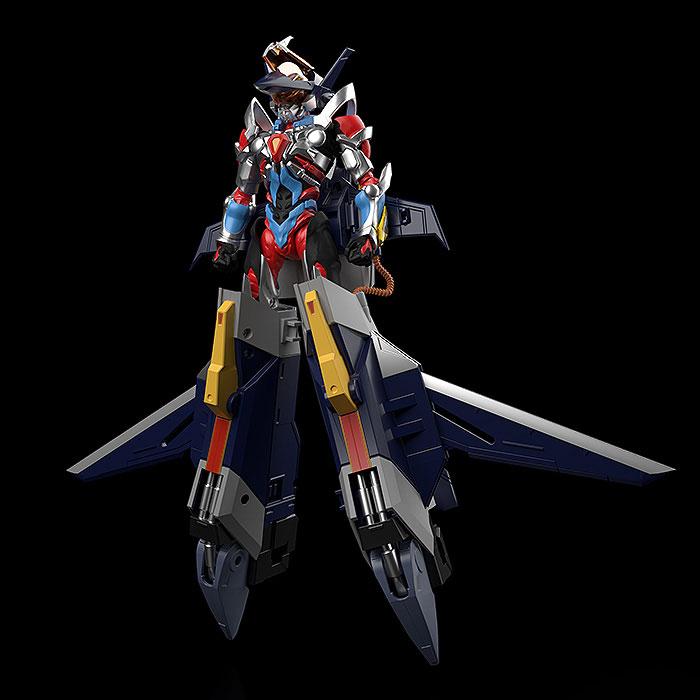 SSSS.GRIDMAN『超合体超人 DXフルパワーグリッドマン アシストウェポン セット』可動フィギュア-013