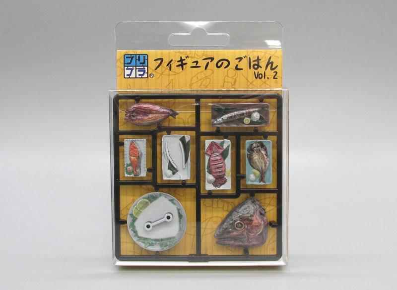 『フィギュアのごはん Vol.1』1/12 彩色済プラモデル-023