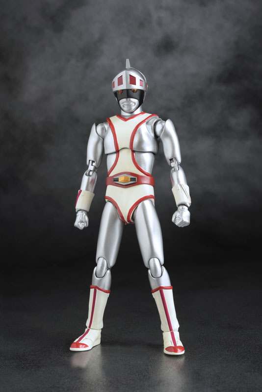 HAF(ヒーローアクションフィギュア)『シルバー仮面ジャイアント』可動フィギュア-001