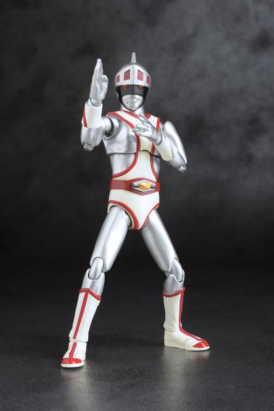 HAF(ヒーローアクションフィギュア)『シルバー仮面ジャイアント』可動フィギュア-003