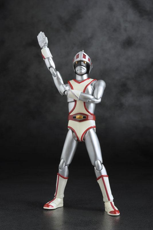 HAF(ヒーローアクションフィギュア)『シルバー仮面ジャイアント』可動フィギュア-006