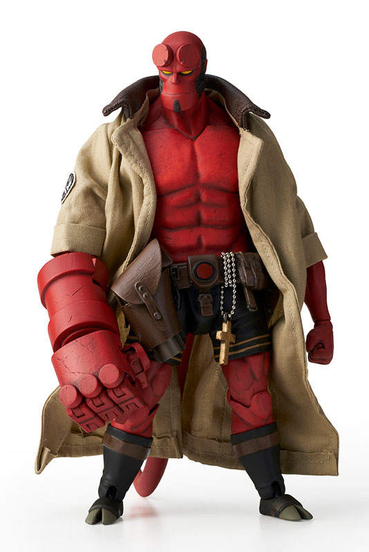 Hellboy『ヘルボーイ』1/12 可動フィギュア-001