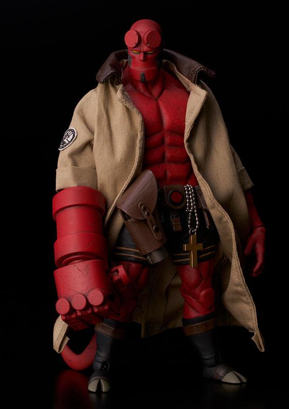 Hellboy『ヘルボーイ』1/12 可動フィギュア-002