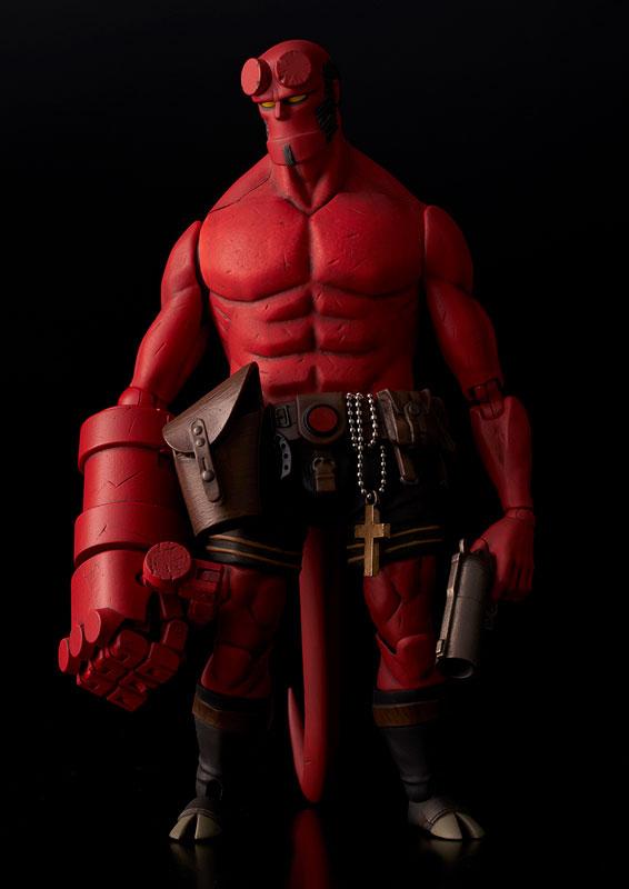 Hellboy『ヘルボーイ』1/12 可動フィギュア-005