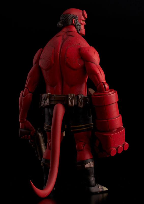 Hellboy『ヘルボーイ』1/12 可動フィギュア-006