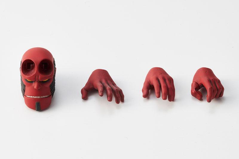 Hellboy『ヘルボーイ』1/12 可動フィギュア-009