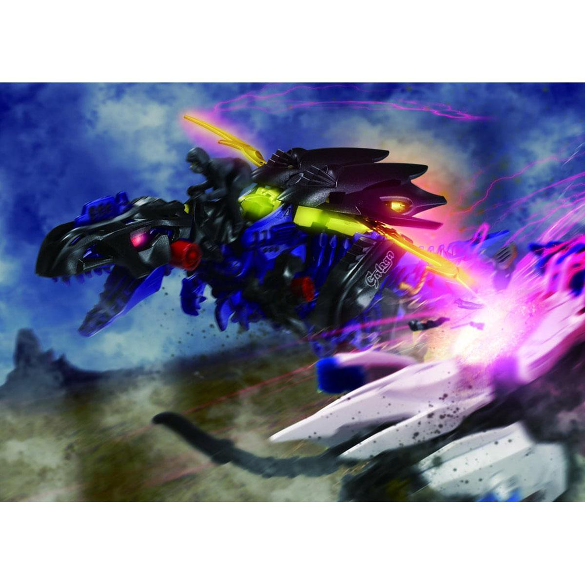 ゾイドワイルド『ZW22 ギルラプター(指揮官機)』電動フィギュア-007