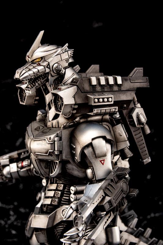 ACKS『MFS-3 3式機龍〈改〉』ゴジラ×モスラ×メカゴジラ 東京SOS プラモデル-003