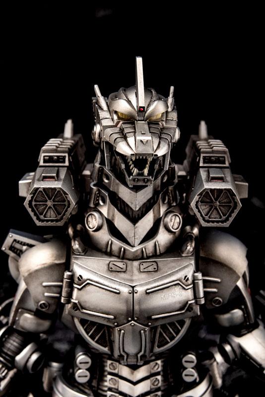 ACKS『MFS-3 3式機龍〈改〉』ゴジラ×モスラ×メカゴジラ 東京SOS プラモデル-005