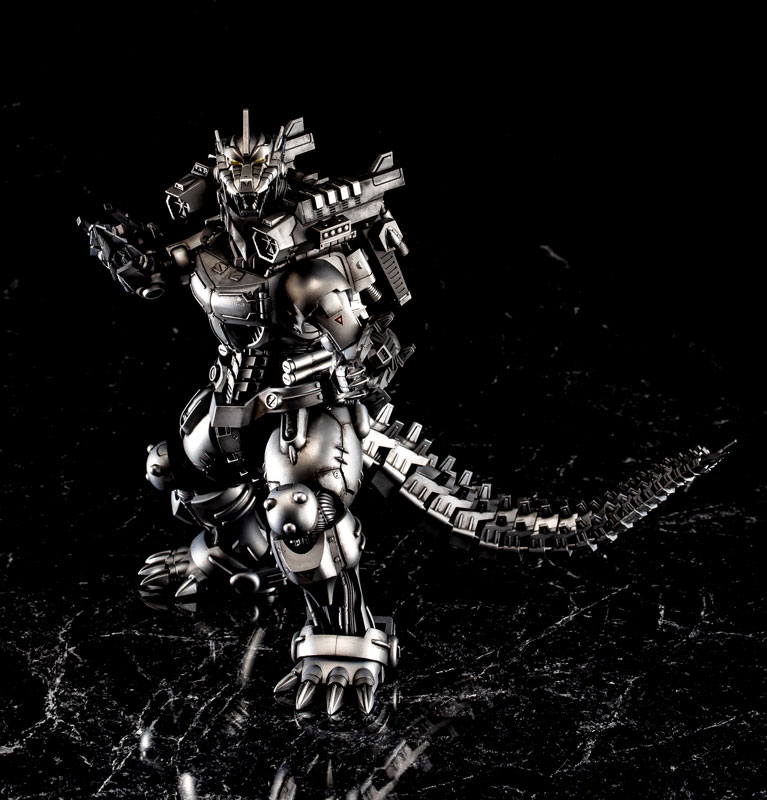 ACKS『MFS-3 3式機龍〈改〉』ゴジラ×モスラ×メカゴジラ 東京SOS プラモデル-008