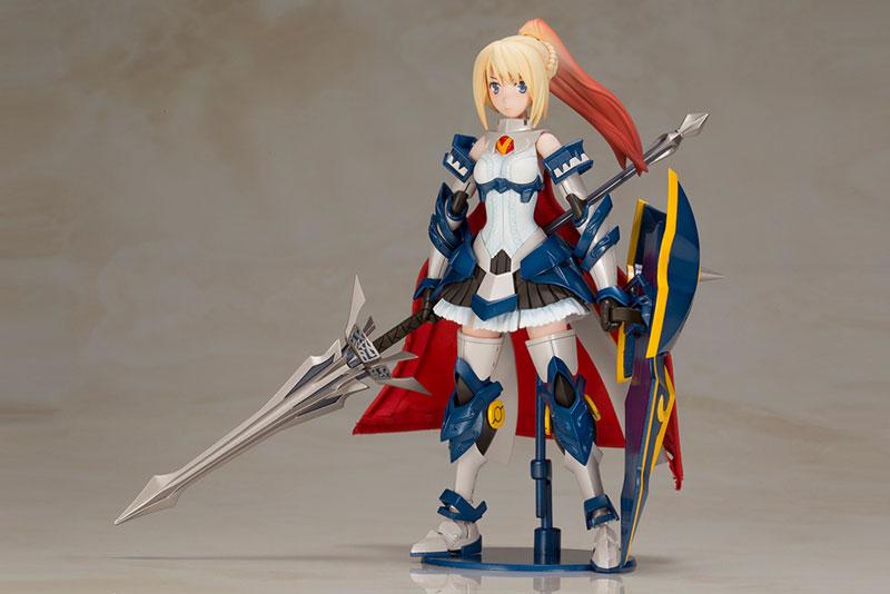 装甲娘『LBCS:アキレス ミカヅキカリナ』プラモデル-001