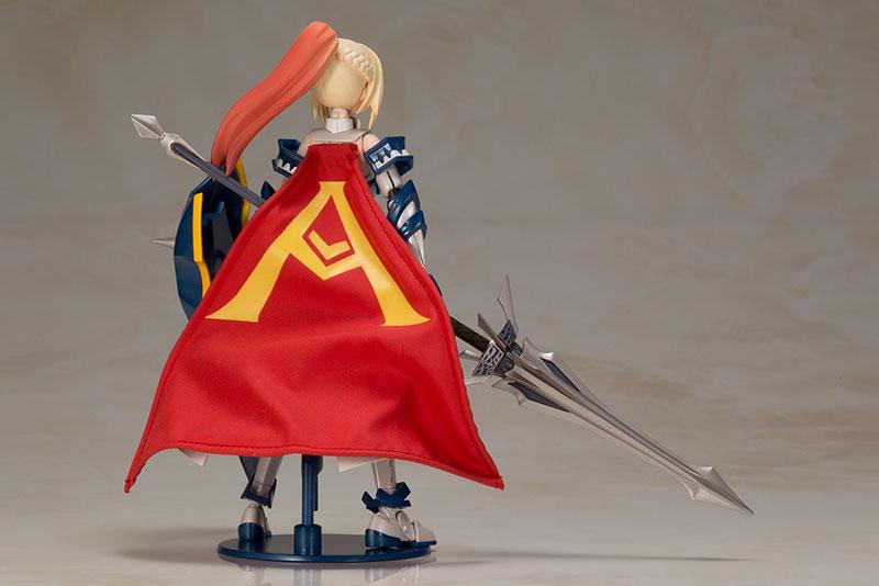 装甲娘『LBCS:アキレス ミカヅキカリナ』プラモデル-002