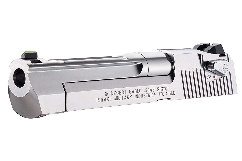 ガスブローバック『ライトニングホーク .50AE 10インチ マグナポートカスタム』バイオハザード2 トイガン-002