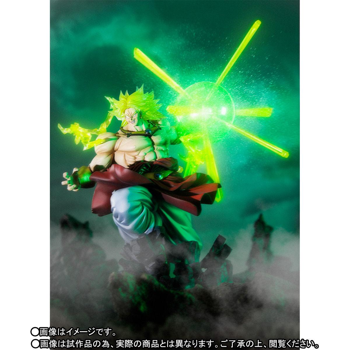 フィギュアーツZERO『スーパーサイヤ人ブロリー -熱戦-』ドラゴンボールZ 完成品フィギュア-007