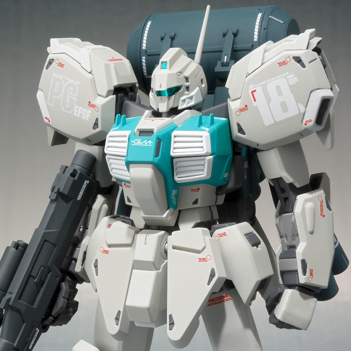 ROBOT魂(Ka signature)〈SIDE MS〉『ネロ(月面降下仕様)マーキングプラスVer.』ガンダム・センチネル 可動フィギュア-001