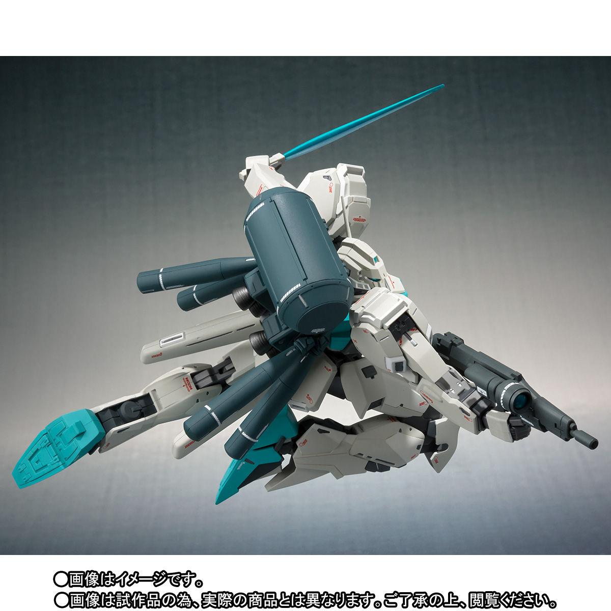 ROBOT魂(Ka signature)〈SIDE MS〉『ネロ(月面降下仕様)マーキングプラスVer.』ガンダム・センチネル 可動フィギュア-003