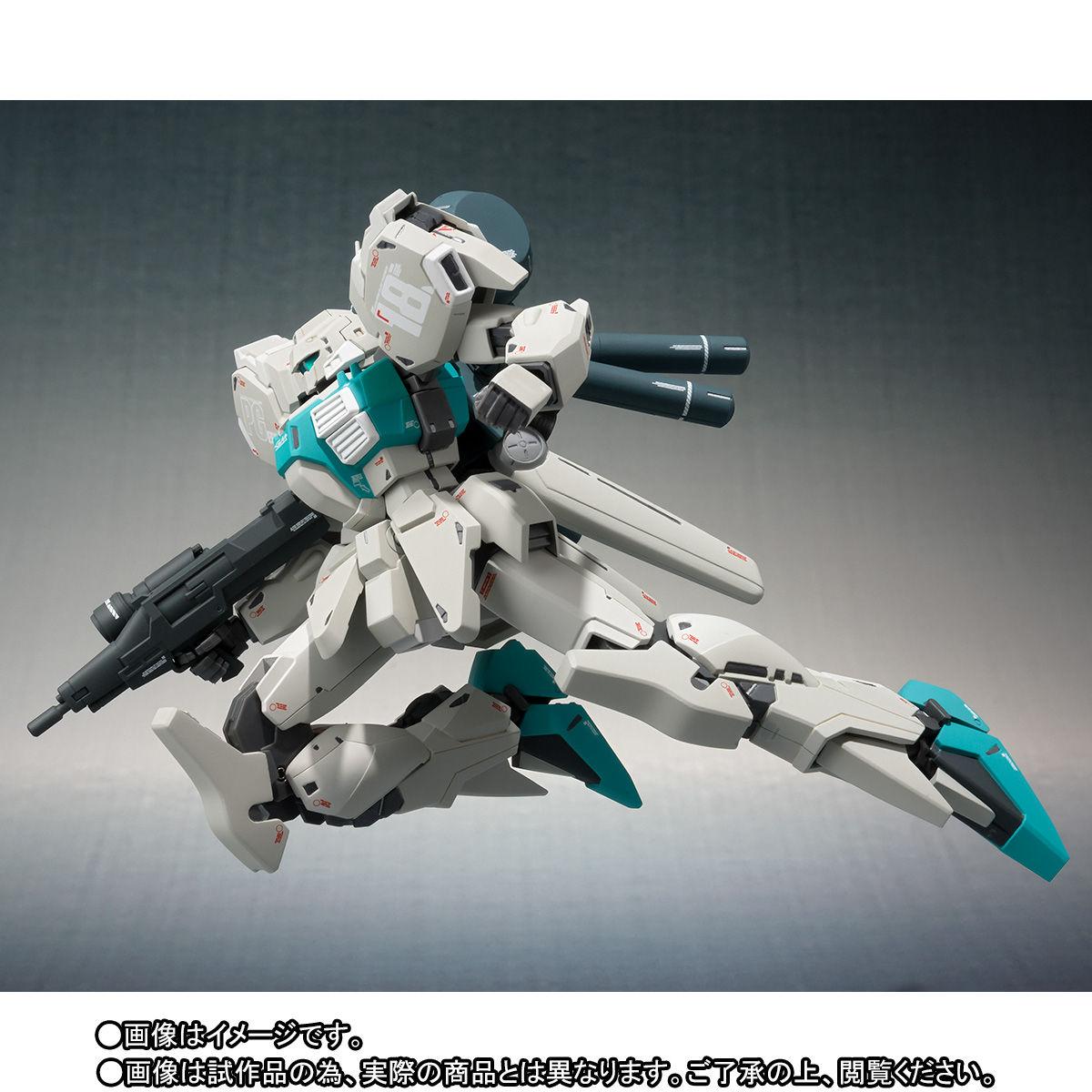 ROBOT魂(Ka signature)〈SIDE MS〉『ネロ(月面降下仕様)マーキングプラスVer.』ガンダム・センチネル 可動フィギュア-004