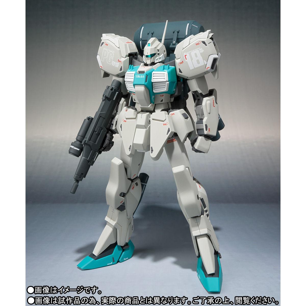 ROBOT魂(Ka signature)〈SIDE MS〉『ネロ(月面降下仕様)マーキングプラスVer.』ガンダム・センチネル 可動フィギュア-006